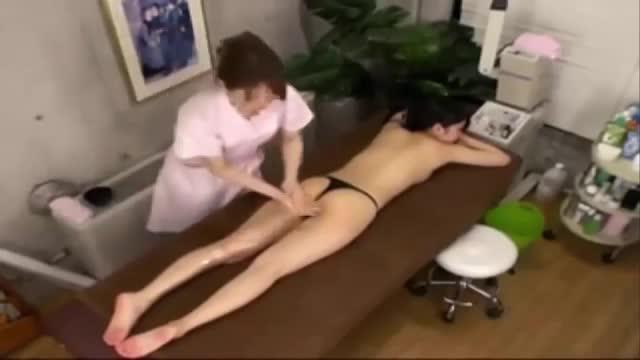 Japanese art massage (Full Movie).