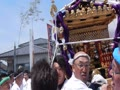常陸大津の御船祭-神輿渡御