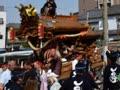 大阪城公園的鄰鎮的花車1711.wmv