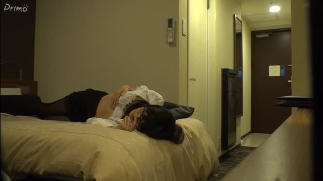 ビジネスホテル隠し撮り・何度も絶頂する素人オナニー Vol.03